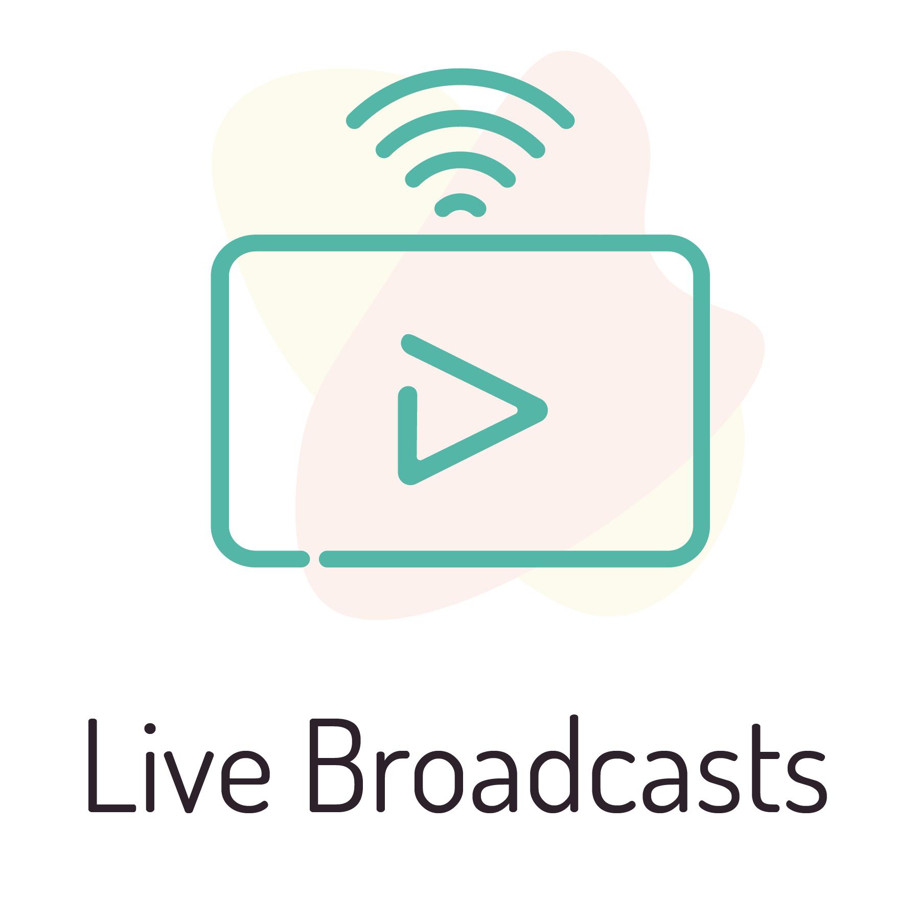 TEL Live Broadcasts Icon